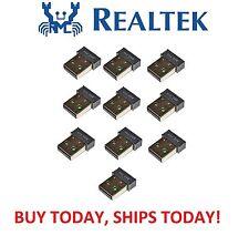 10x LOT Realtek RTL8188 MINI USB WiFi Wireless 802.11B/G/N Card Network Adapter