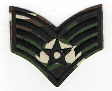 Us Air Force senior Airman Woodland Tarn Patch United States Army EE. UU. Patch