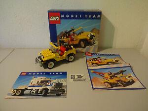( GO ) Lego Model Team 5510 Off Road 4x4  OVP & BA 100% Komplett mit Inlay