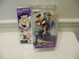 McFarlane hanna barbera  Fred Flintstone chopper figures -MOC
