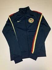Men's Track Jacket Club America Size Small 919631-456