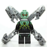 Superior Octopus - Marvel Comics Lego Moc Minifigure Gift For Kids