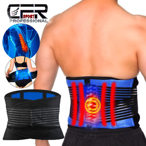 Rückenstütze Nierengurt Schmerzlinderung Lumbalbandage Rückenbandage Neopren CFR