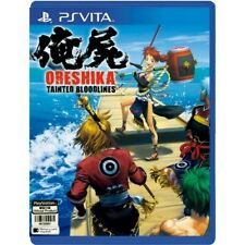 ORESHIKA TAINTED BLOODLINES PS VITA (Playstation vita) Version ASIA (en anglais)