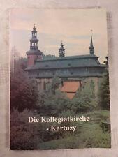 Die Kollegiatkirche Kartuzy, Ks, dr. Henryk Orminski