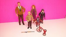 Neca A Christmas Story Action Figure Lot Randy Parker Family Flick