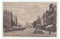 Berkshire postcard - Windsor, Castle Hill