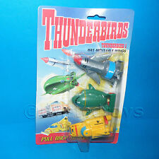 Thunderbirds Original (Opened) Vehicles Game Action Figures