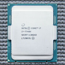 Intel Core i7 7740X 7740 X-Series Processor CPU 4.3GHz LGA2066 *FULLY WORKING*