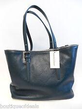 Longchamp LM Cuir Shoulder Bag SM (Duck Blue) 1524746434 New & Authentic