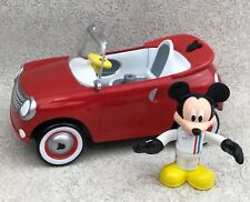 Disney Mickey Mouse Clubhouse Mickey's Counting Car Racer Figure Works