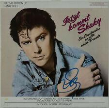 SHAKIN STEVENS - Jetzt kommt Shaky - LP - Autogramm auf Hülle signiert