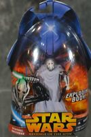 2005 Hasbro Star Wars Revenge Sith  GENERAL GRIEVOUS with EXPLODING BODY Figure