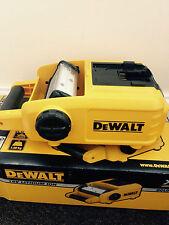 Dewalt DCL060 18v XR Area Light Work Torch Bare Unit 1500 lumen WARRANTY