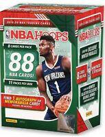 2019-20 NBA Hoops Basketball Card Blaster Box 45+ Qty Zion Williamson Ja Morant
