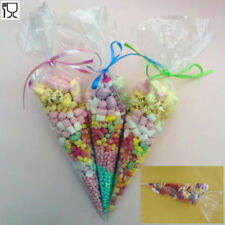 Wedding Party Cone Party Bags