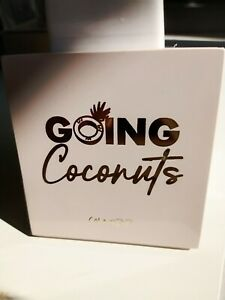 Colourpop Going Coconuts Eyeshadow Palette - Toasted Neutral Shades - BN Sydney