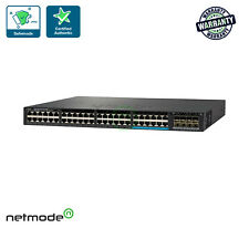 *New* Cisco Ws-C3650-12X48Ur-S Cisco Standalone Switch with Optional Stacking