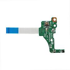 For HP Pavilion 17-e002xx 17-e155nr 17-e079nr Power Button Board Ribbon Cable SK
