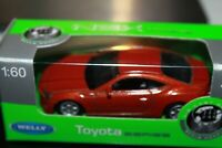 TOYOTA - GT 86 - 2015 - WELLY - SCALA 1/60