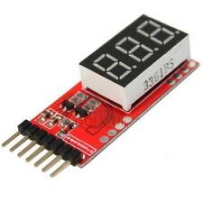 2s-6s RC Lipo Battery Tester Meter Indicatore di tensione-UK venditore #523
