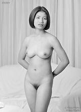 Black & White Fine Art Nude Bangkok, signed photo by Craig Morey: Om 81621.04