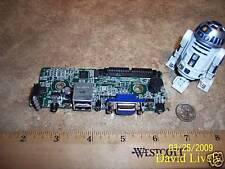 Dell KM727 DA0S30TH4D6 Poweredge 860 PE860 I/O USB VGA Panel Board CN-0KM727
