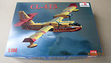 Canadair CL-415 SuperScooper (Bombardier 415)   1/144 by Amodel  # 1476 NEW!!!
