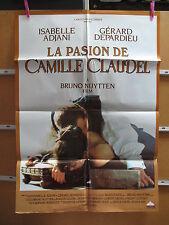 A2043 LA PASION DE CAMILLE CLAUDEL ISABELLE ADJANI