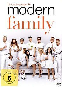 Modern Family - Die komplette Season 10 [3 DVDs/NEU/OVP]