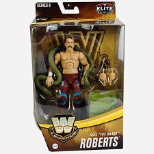 WWE Elite Collection Legends Series 8 Jake The Snake Roberts Mattel Figure