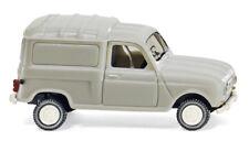 Wiking 022501 - 1/87 Renault R4 Kastenwagen - Neu