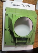 GI Joe ARAH replacement piece/part Rolling Thunder Sliding Turret Base