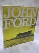 John Ford By Peter Bogdanovich 1970 SB Movie Paperbacks