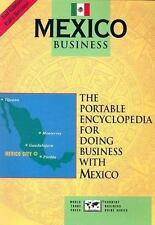 Mexico Business: The Portable Encyclopedia for Doing Business with Mexico (Count
