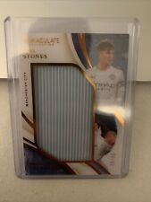 Immaculate John Stones 03/50 Patch Manchester City