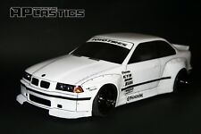RC Drift Car Body Kit Shell Parts 1:10 BMW E36 Pandem NEW APlastics Bodykit Only