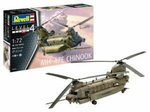 Revell Kit 1:72 scale model kit - MH-47 Chinook RV03876