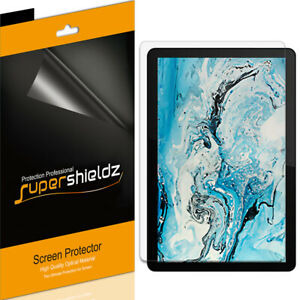 3-Pack Supershieldz Clear Screen Protector for Lenovo Chromebook Duet 10.1 inch