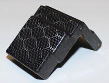 Mitsubishi Lancer Evo X 08+ Battery Terminal Cover - 100% Carbon Fiber Honeycomb