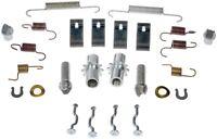Parking Brake Hardware Kit Rear Dorman HW17398