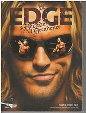 WWE: Edge - A Decade of Decadence (DVD, 2008) {2294}
