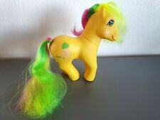 My Little Pony Vintage G1 87 MLP Beautiful Tropical Tootie Tails Pineapple Cutie