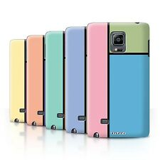 STUFF4 Back Case/Cover/Skin for Samsung Galaxy Note Edge/N915/Pastel Tiles
