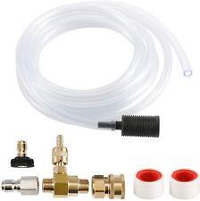 Chemical Injector Kit Adjustable Soap Dispenser Set for for High Pressure Washer