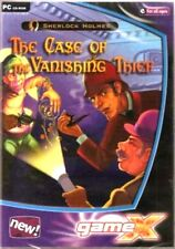 Sherlock Holmes The Case Of The Vanishing Thief PC Games Windows 10 8 7 Computer