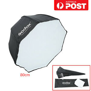 "Godox Portable 80cm 32"" Octagon Umbrella Softbox for Studio Flash speedlite"