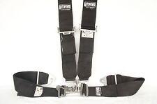 AUTOPOWER SFI Pro Latch Driver Restraint Racing Harness Auto Safety Belt System