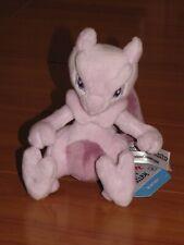 MEWTWO Pokemon Center Poke Plush Sitting Cuties stuffed doll NEW
