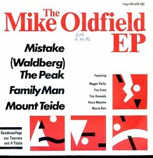 7inch MIKE OLDFIELD the mike oldfield ep GERMAN 1982 EX WOC